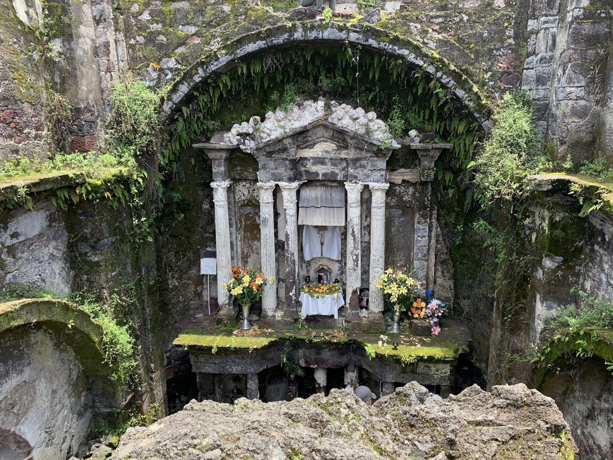 Lost In Time: San Juan Parangaricutiro, Mexico - Sheet4