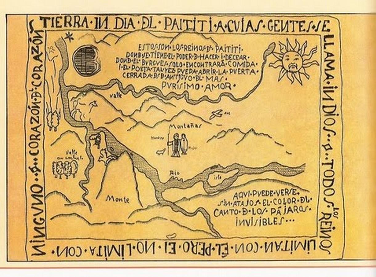 Lost In Time: Paititi, Peru - Sheet3