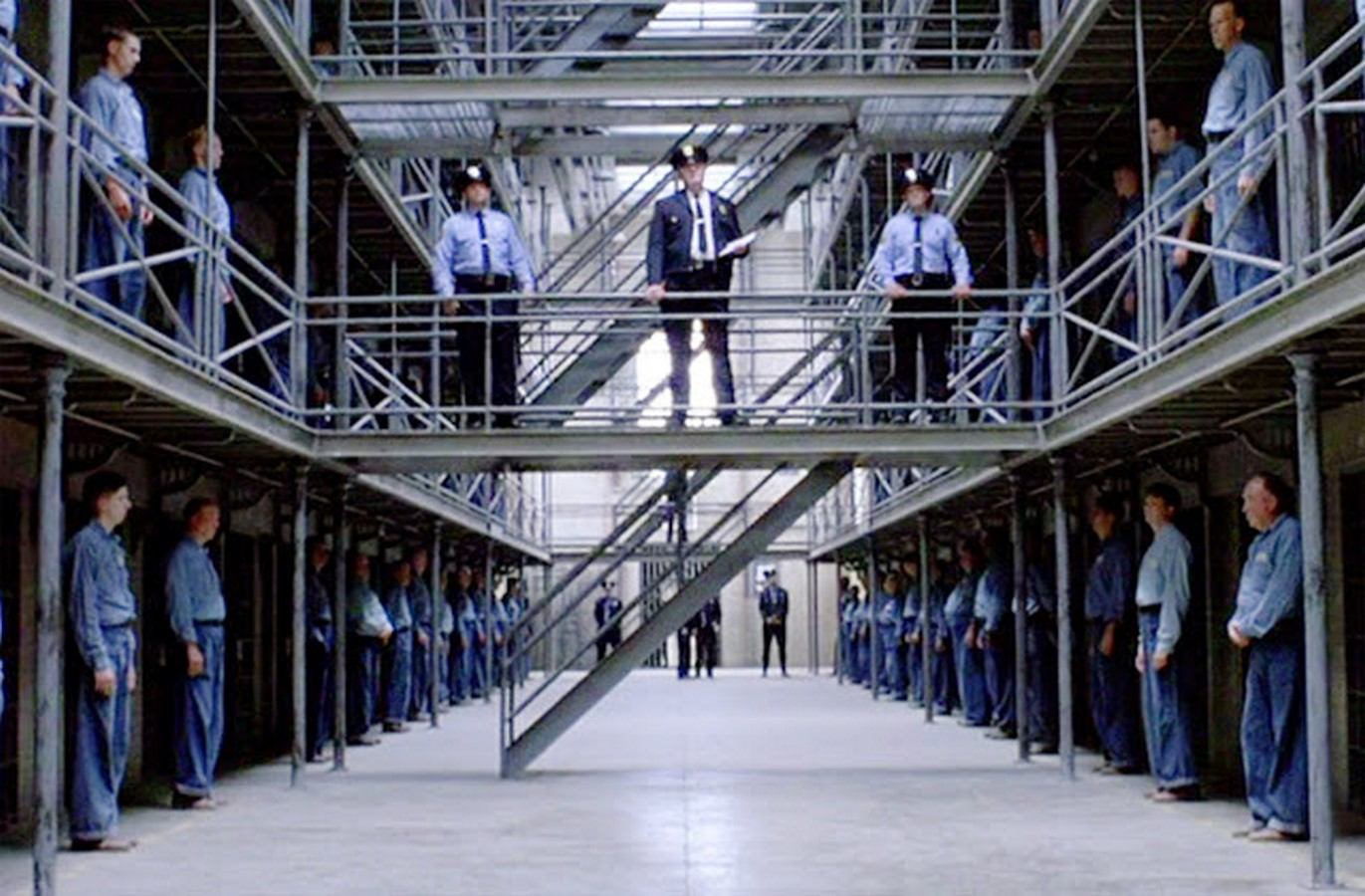 An architectural Review of The Shawshank Redemption - Sheet3