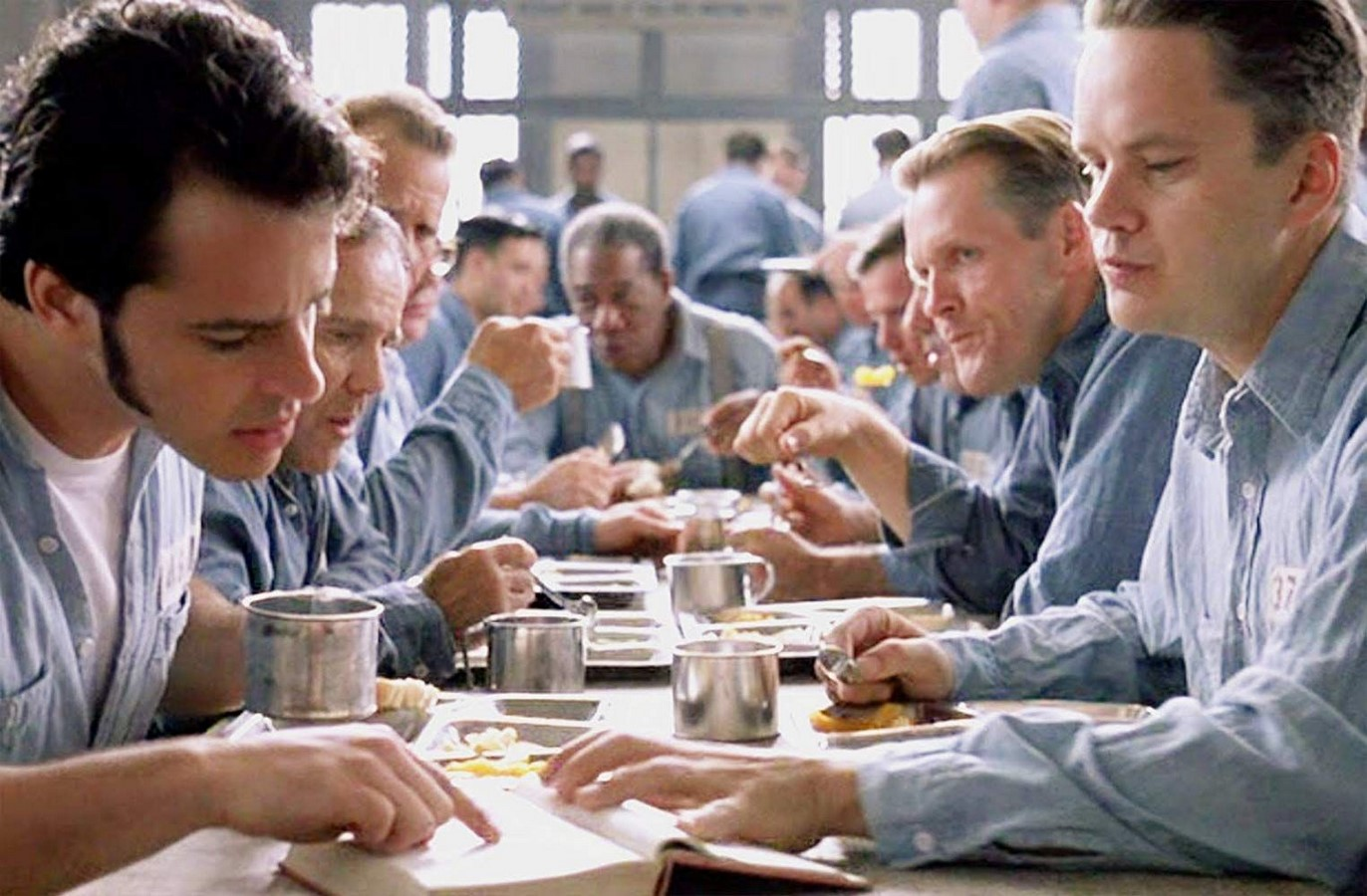 An architectural Review of The Shawshank Redemption - Sheet5
