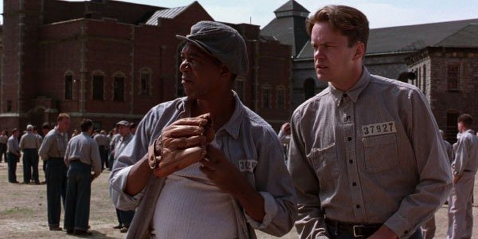 An architectural Review of The Shawshank Redemption - Sheet6