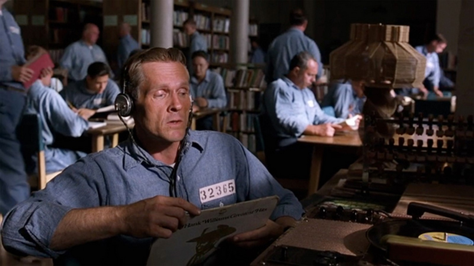 An architectural Review of The Shawshank Redemption - Sheet8