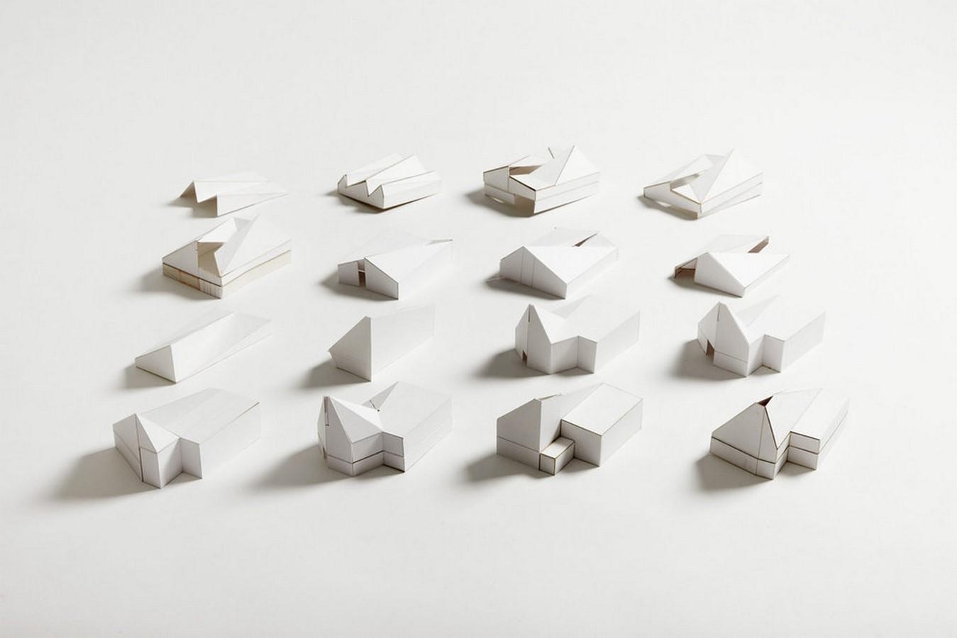 Architecture, an art of skills - Sheet2
