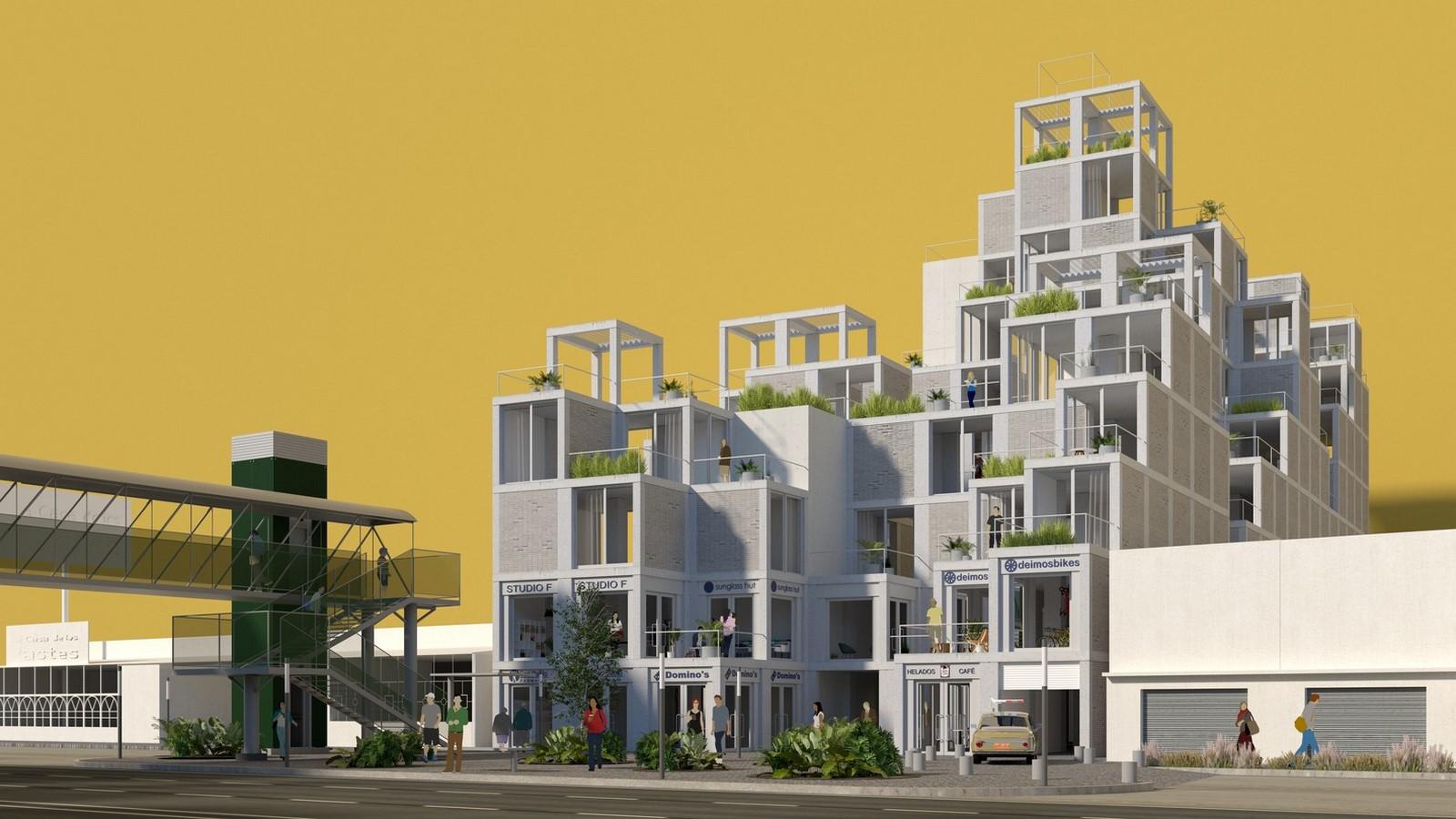 Architecture, an art of skills - Sheet5