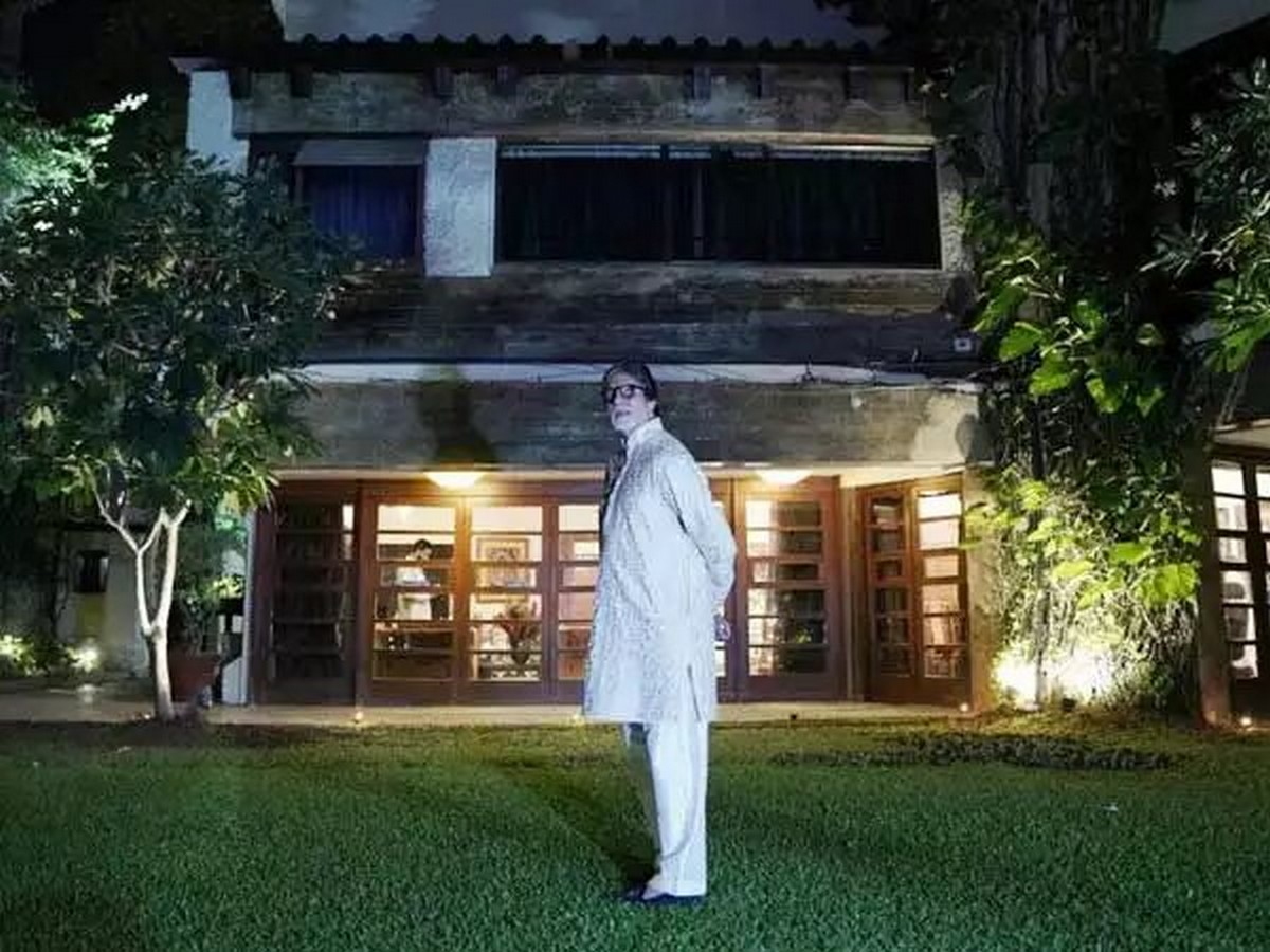 An inside look at all the houses owned by Amitabh Bachchan - Sheet2