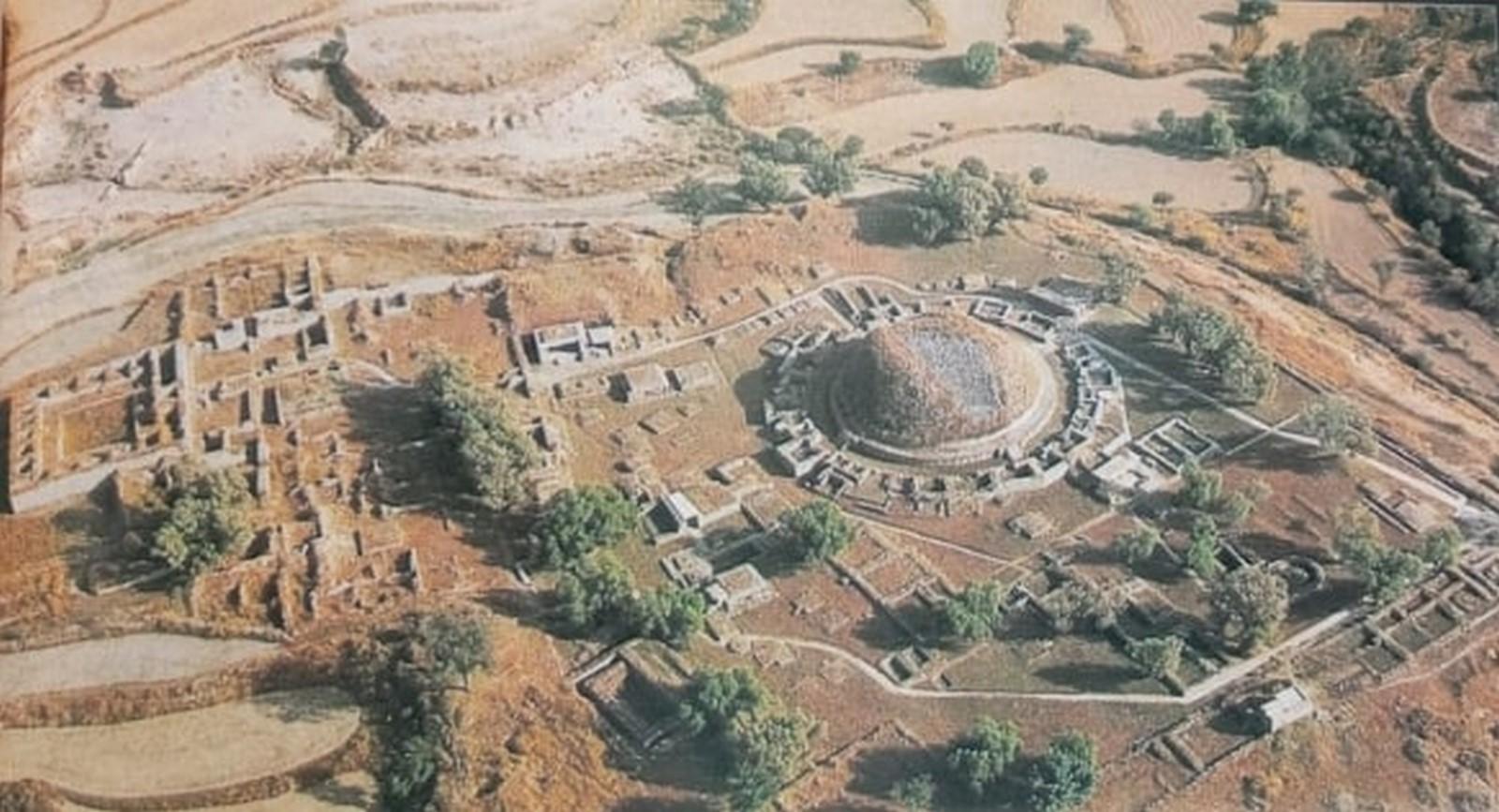 Lost In Time: Taxila, Pakistan - Sheet3