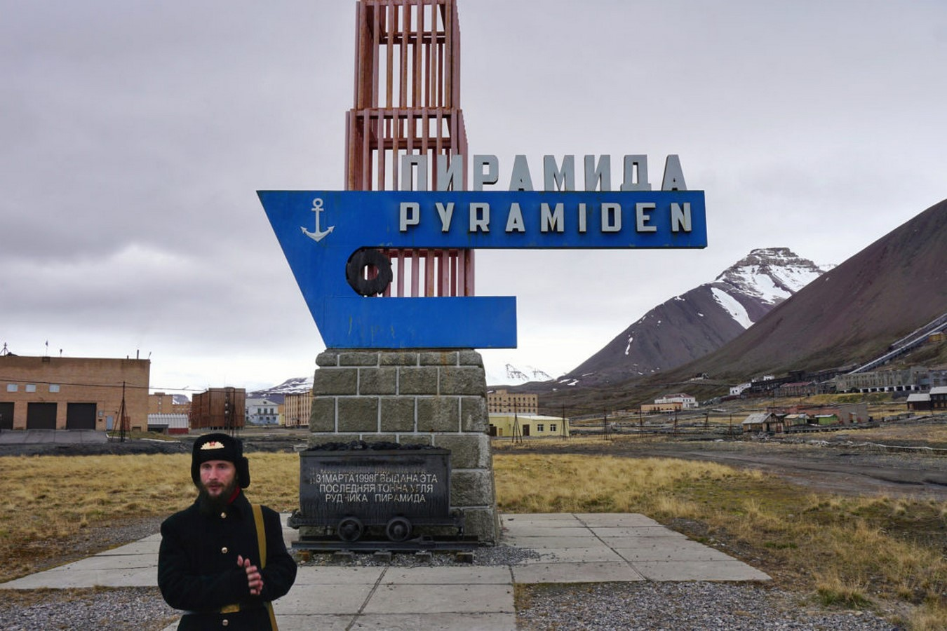 Lost In Time: Pyramiden, Norway - Sheet1