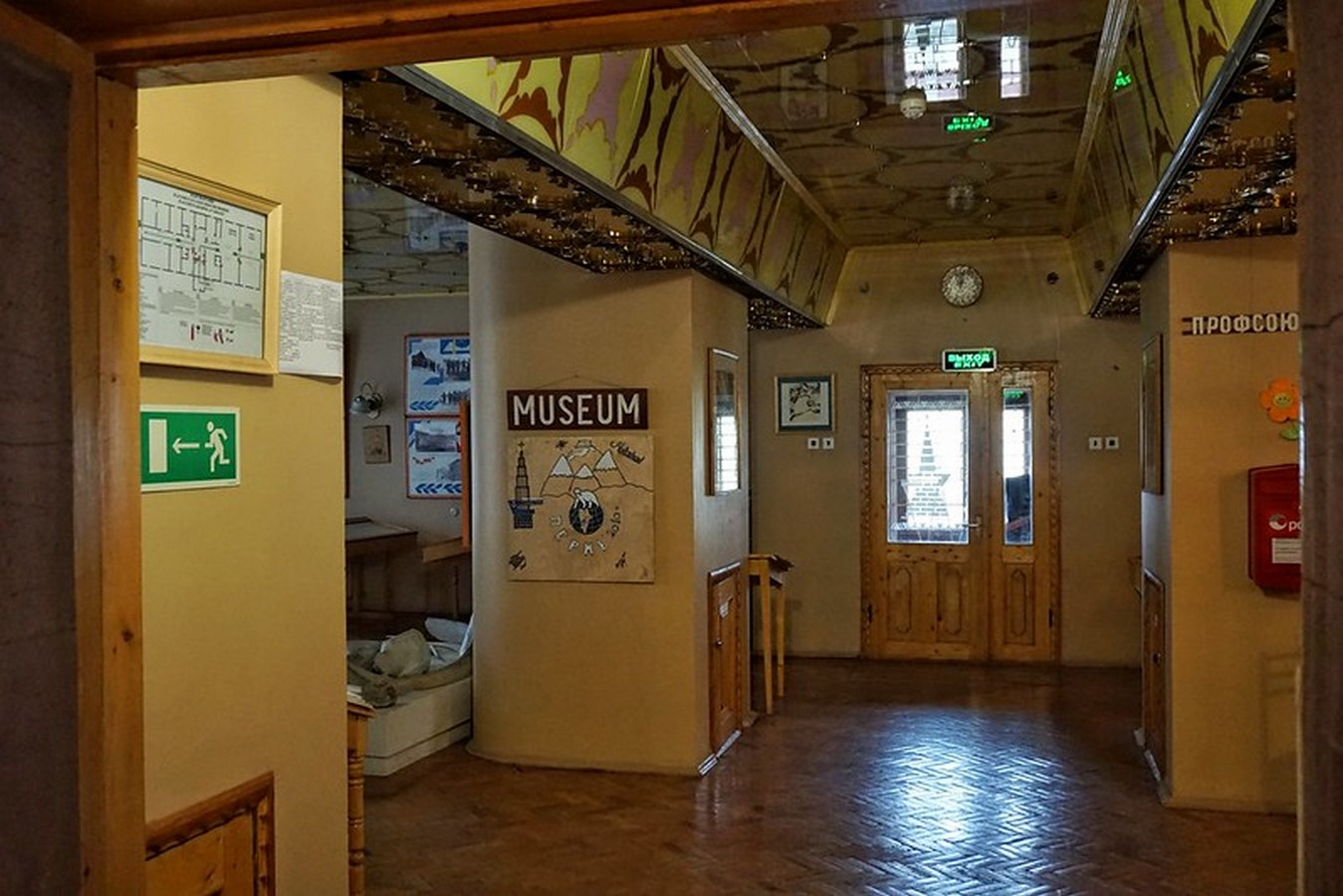 Lost In Time: Pyramiden, Norway - Sheet12