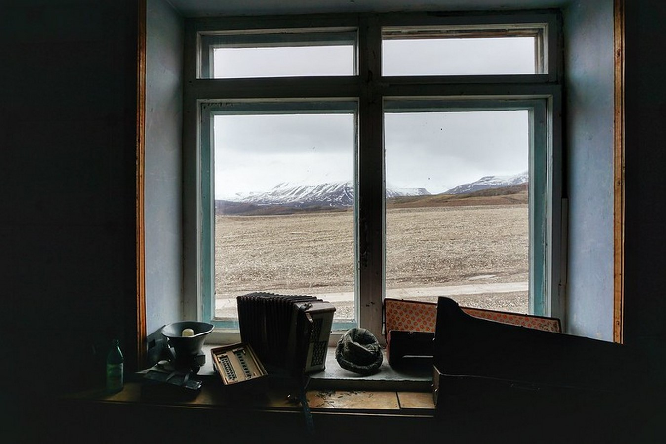 Lost In Time: Pyramiden, Norway - Sheet8