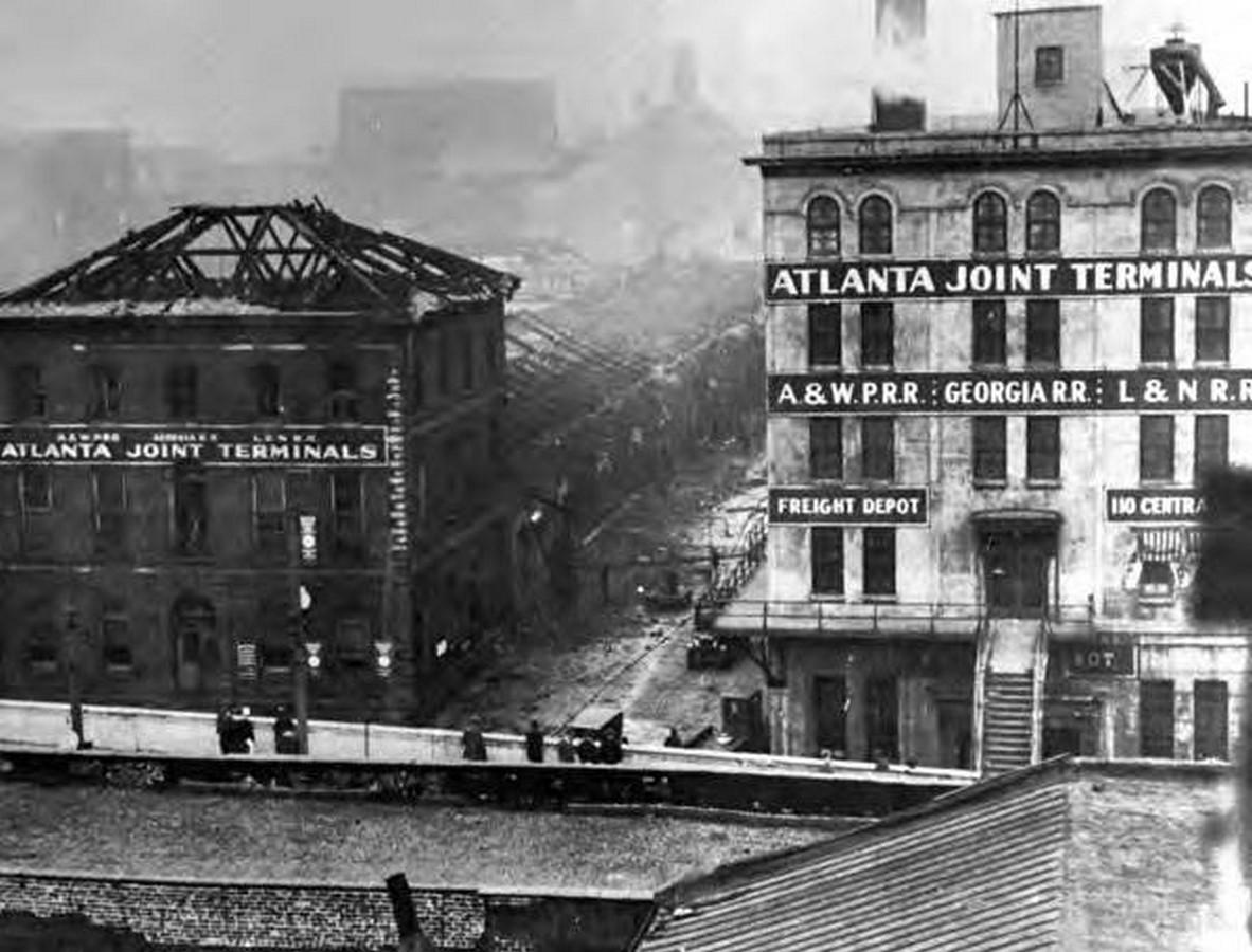 Rebuilding the City: City of Atlanta - Sheet5