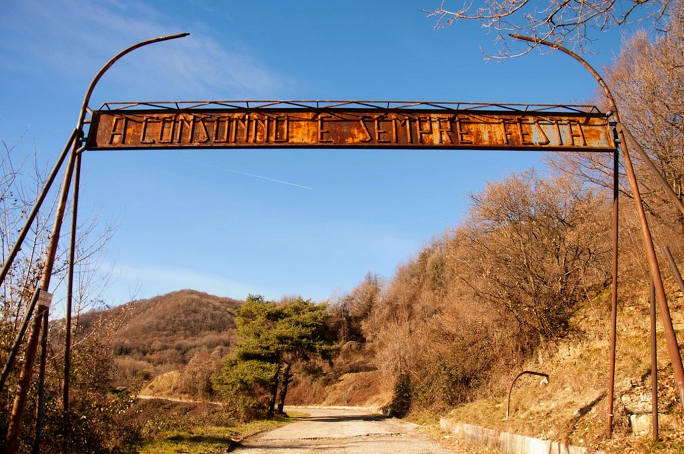 Lost In Time: Consonno, Italy - Sheet11