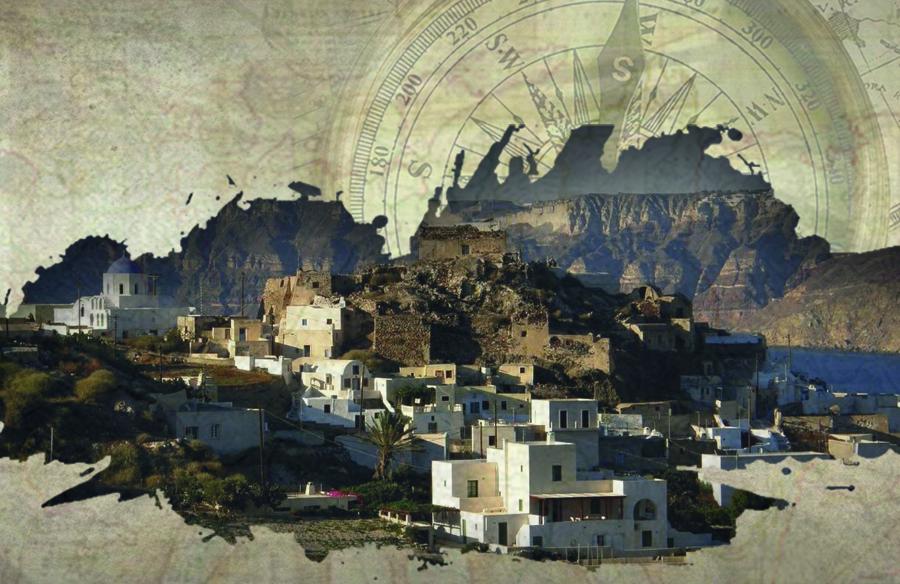 Lost In Time: Akrotiri, Greece