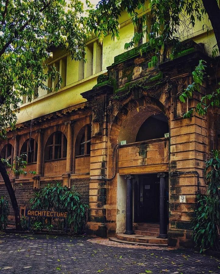 Campus Life at Sir J. J. College Of Architecture, Mumbai - Sheet1