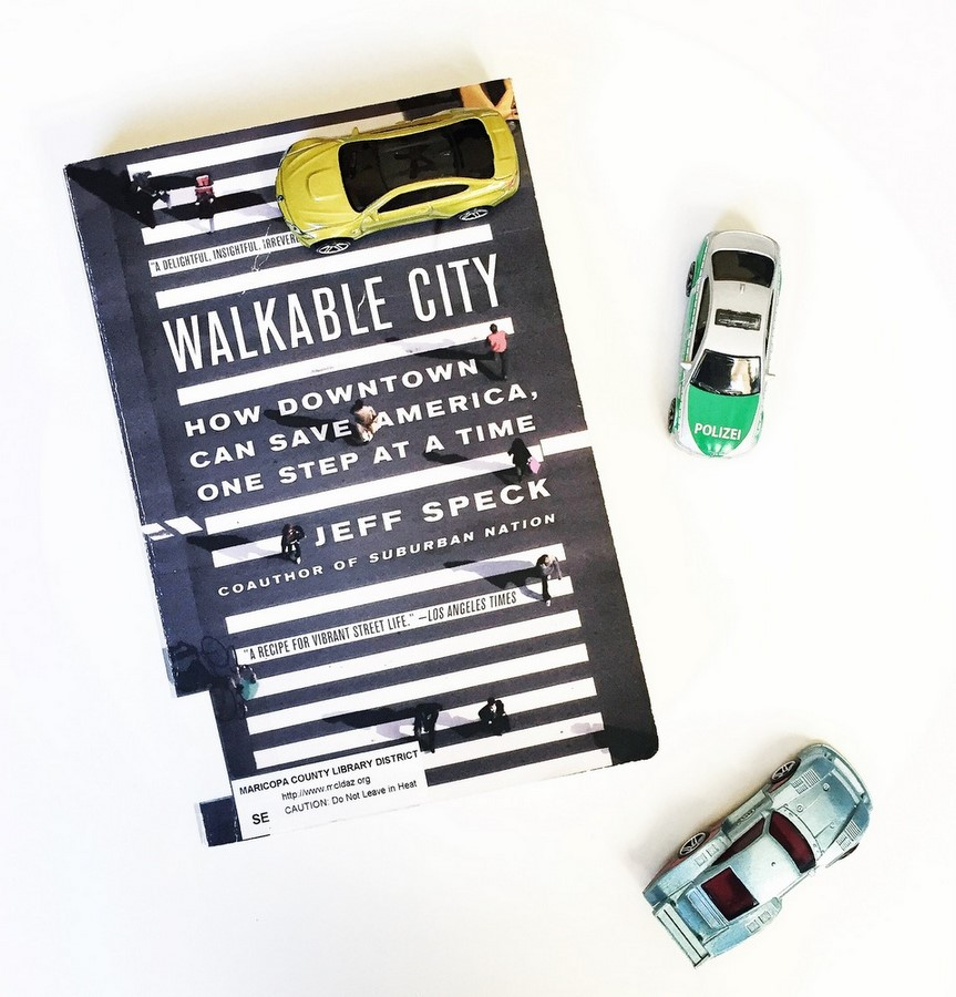 Book in Focus: Walkable city by Jeff Speck - Sheet3