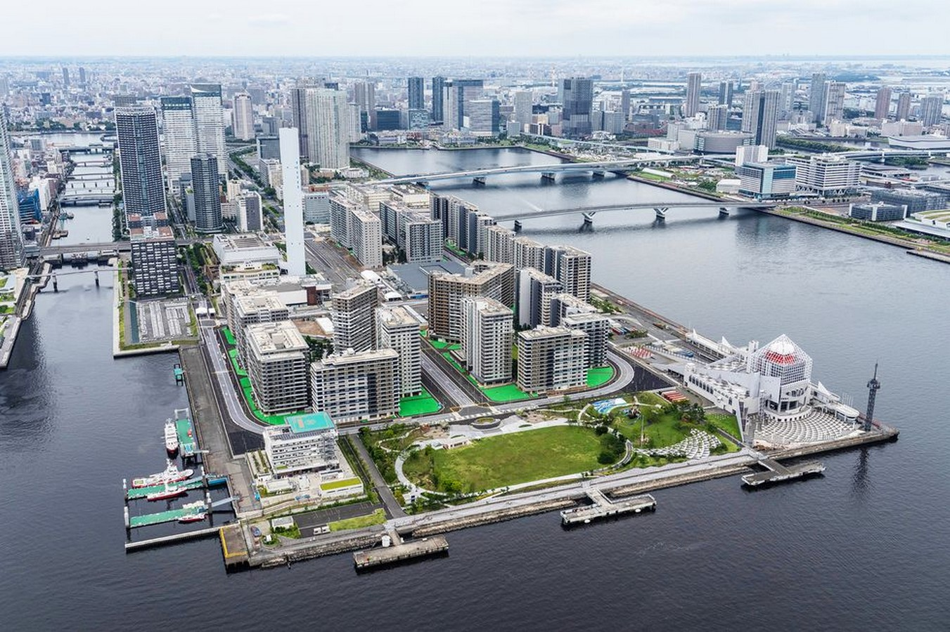 10 Olympics village design architects must know about - Sheet8