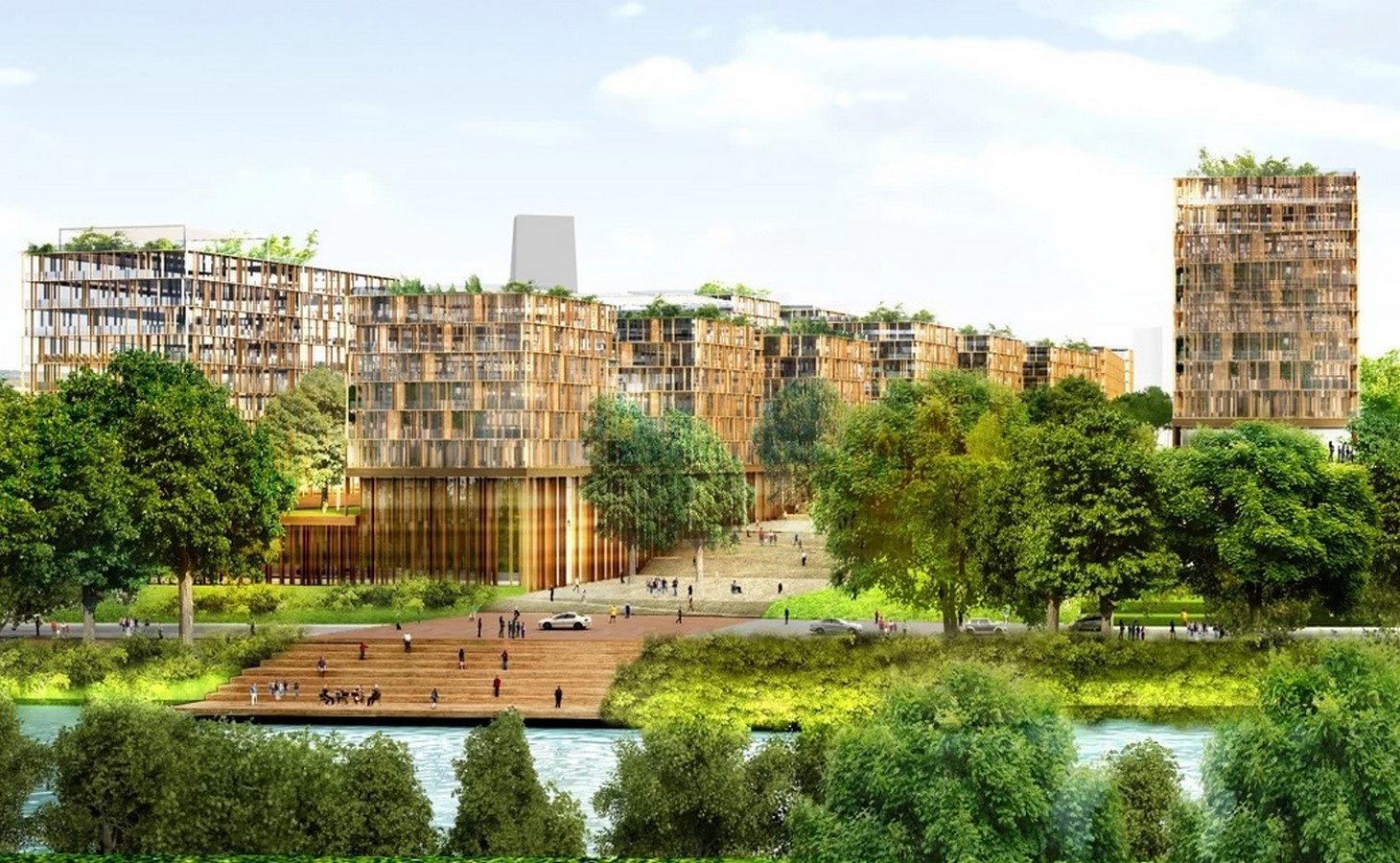10 Olympics village design architects must know about - Sheet9