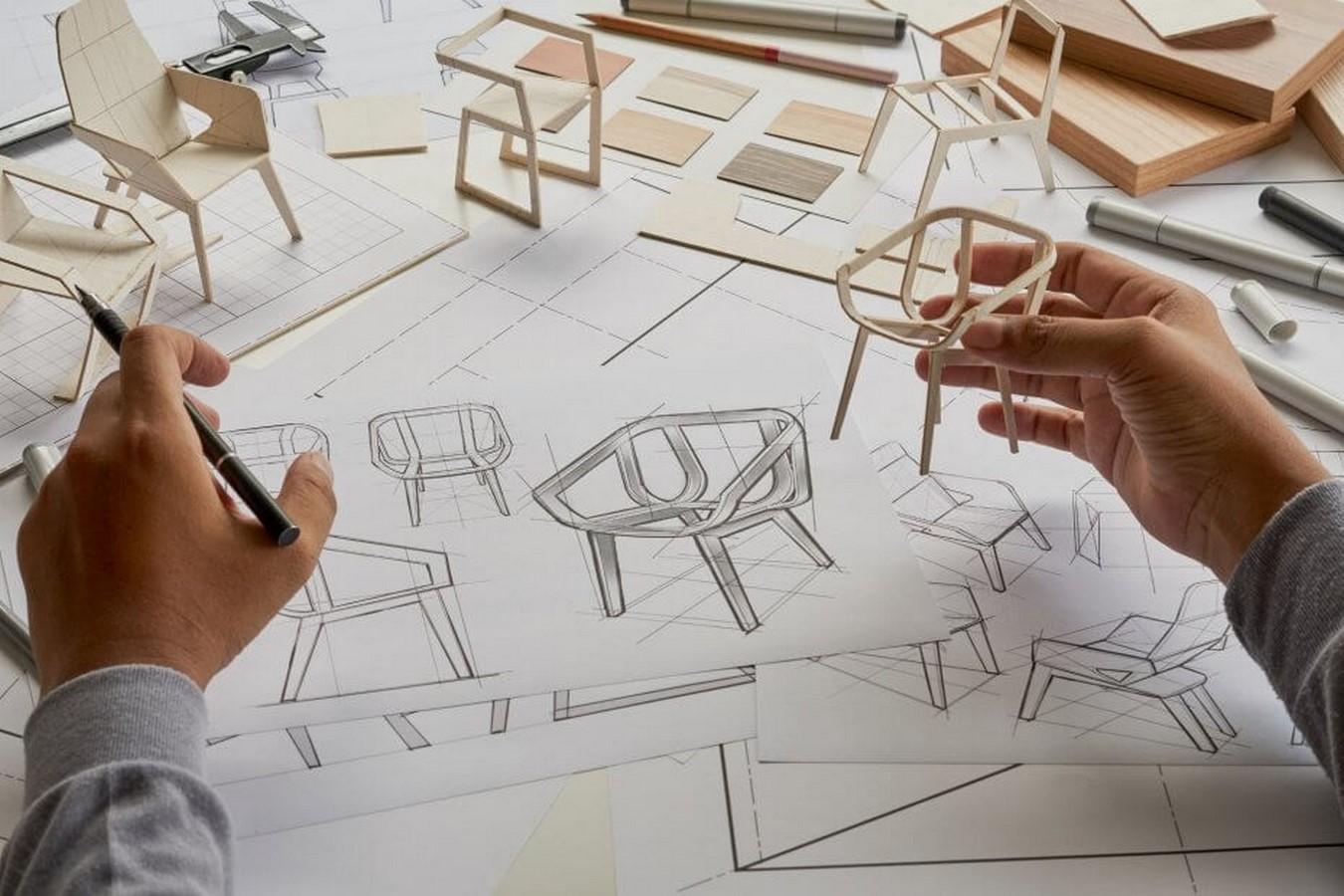 Past, Present and Future: Furniture Design - Sheet1