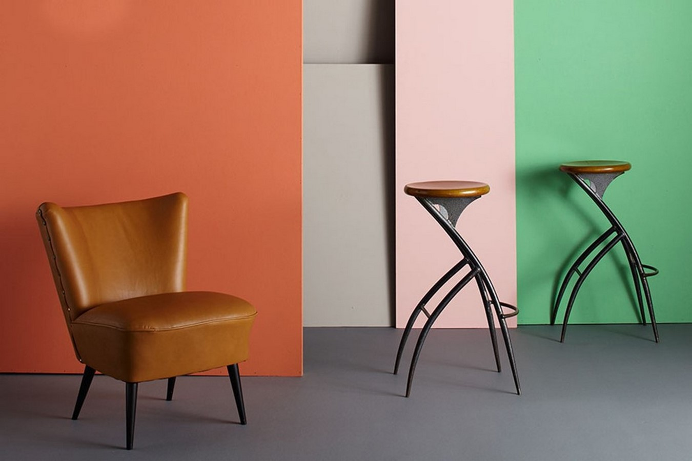 Past, Present and Future: Furniture Design - Sheet4