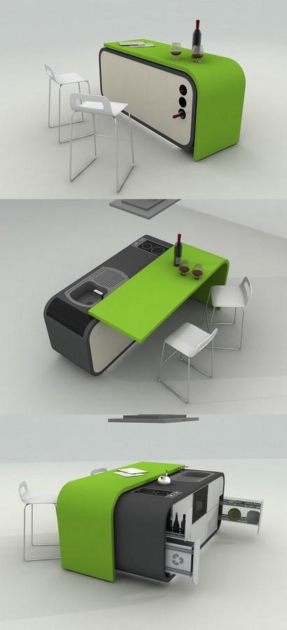Past, Present and Future: Furniture Design - Sheet5