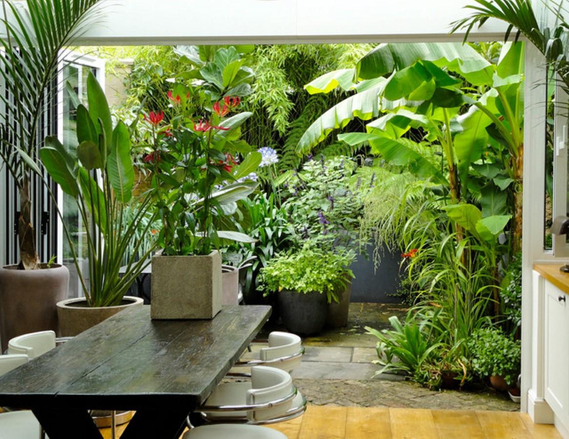 How to create Balcony Gardens - Sheet2