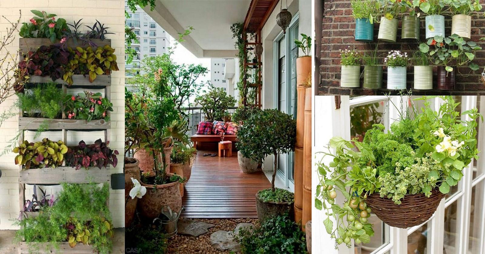 How to create Balcony Gardens - Sheet3