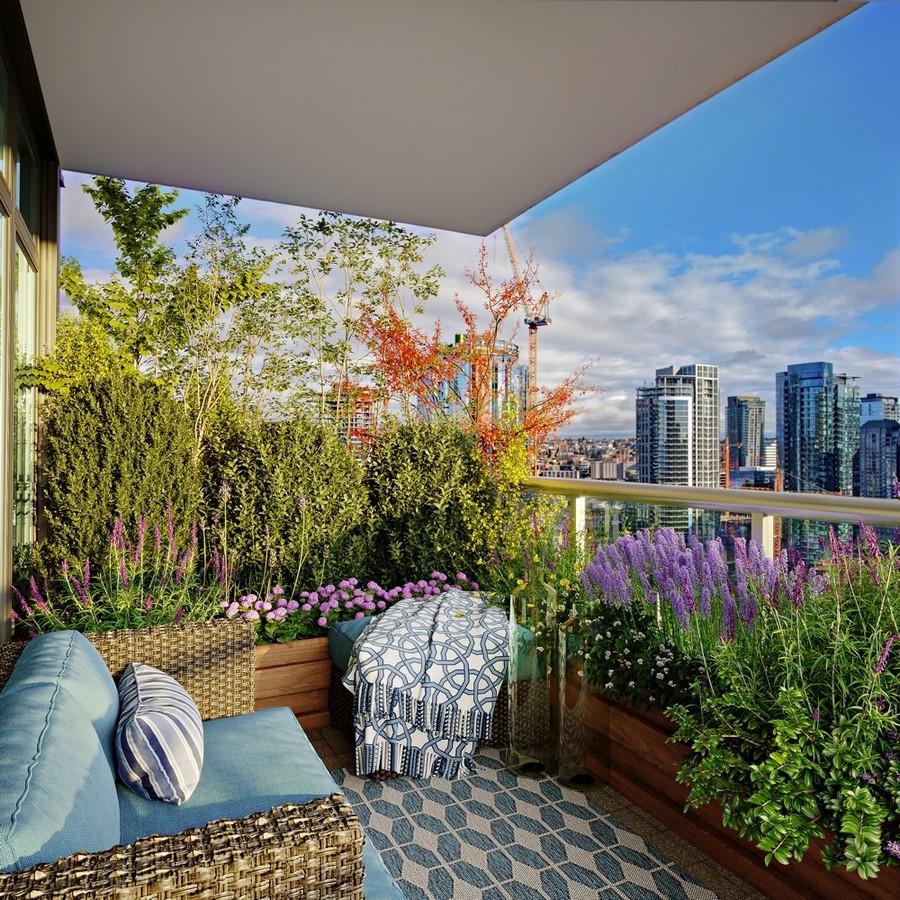 How to create Balcony Gardens - Sheet4