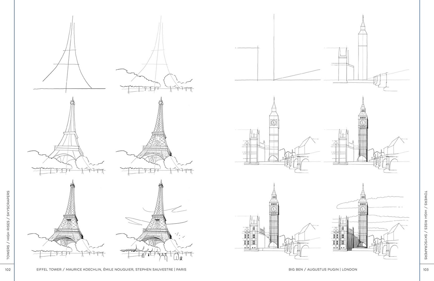 10 Books related to Architectural Sketching everyone should read - Sheet10