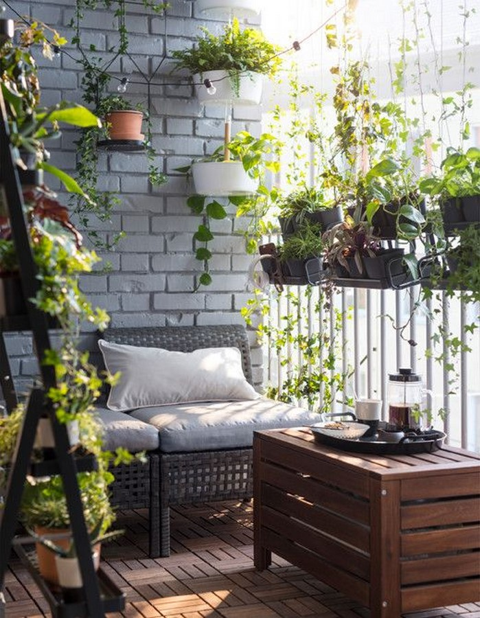 20 Earthy interiors ideas for enhancing your balcony space - Sheet1