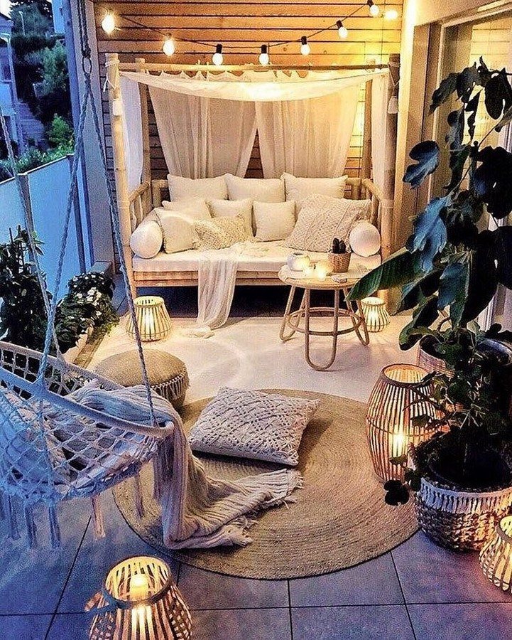 20 Earthy interiors ideas for enhancing your balcony space - Sheet2