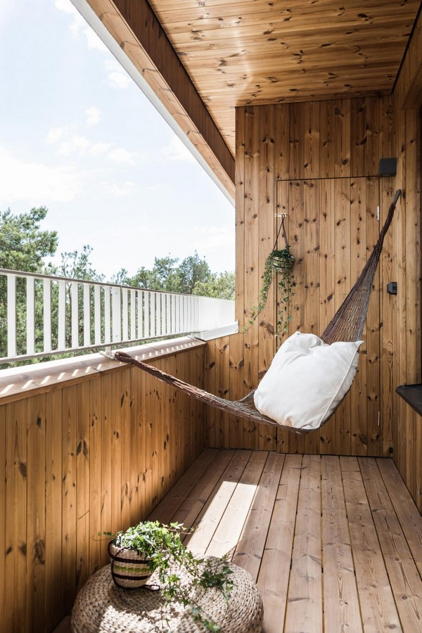 20 Earthy interiors ideas for enhancing your balcony space - Sheet3