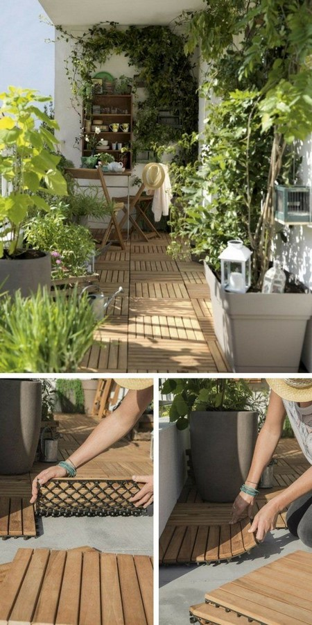 20 Earthy interiors ideas for enhancing your balcony space - Sheet
