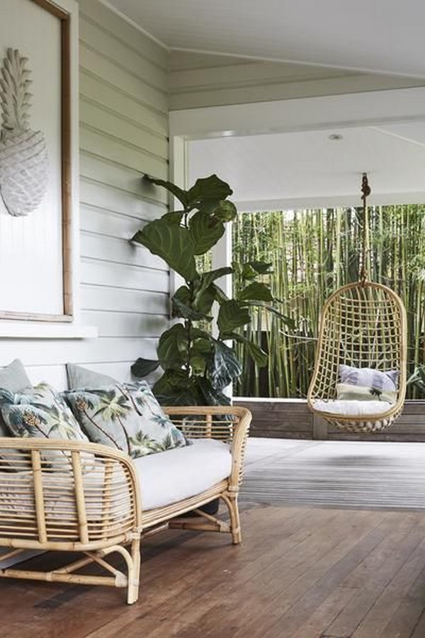 20 Earthy interiors ideas for enhancing your balcony space - Sheet7