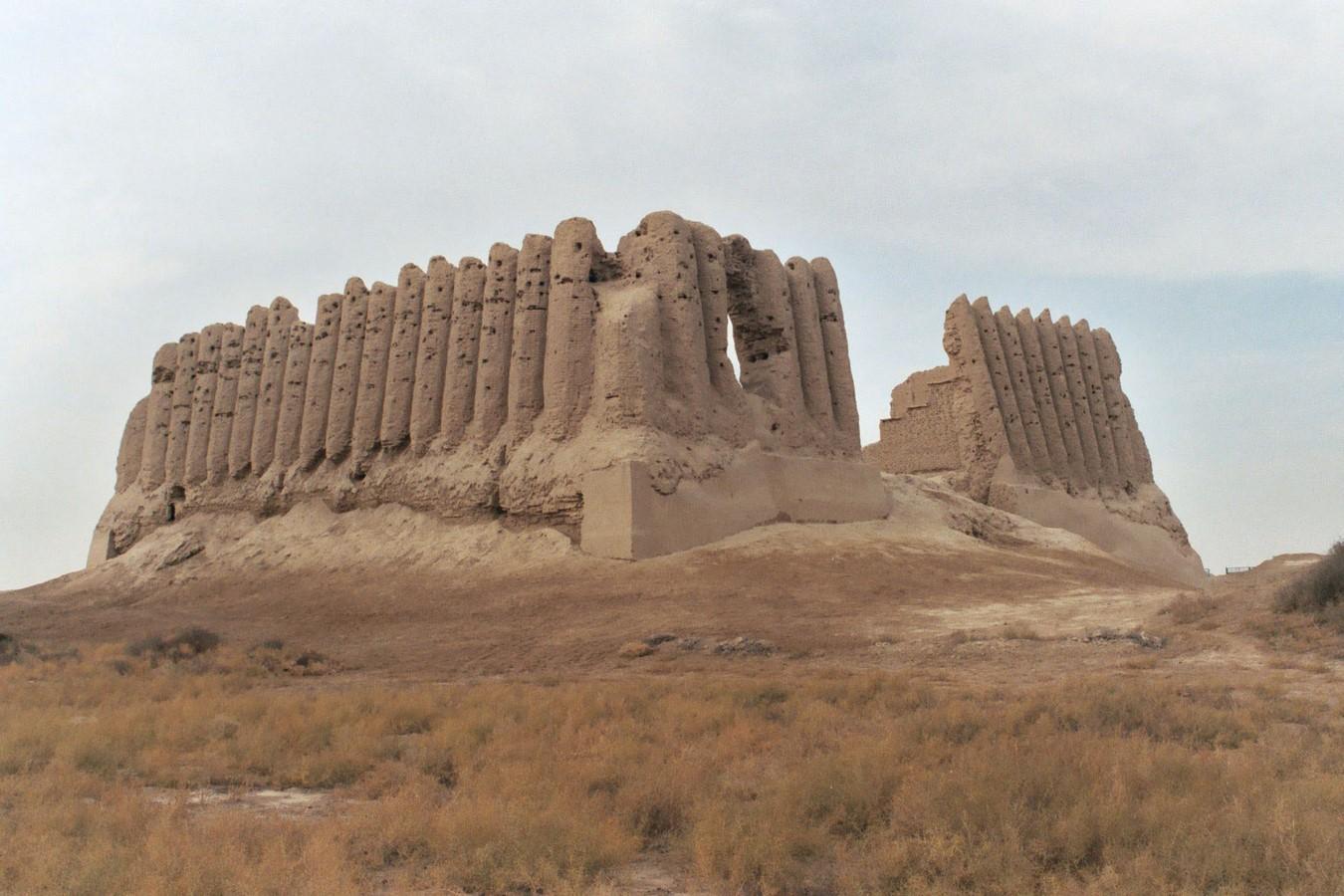 Lost In Time: Merv, Turkmenistan - Sheet1