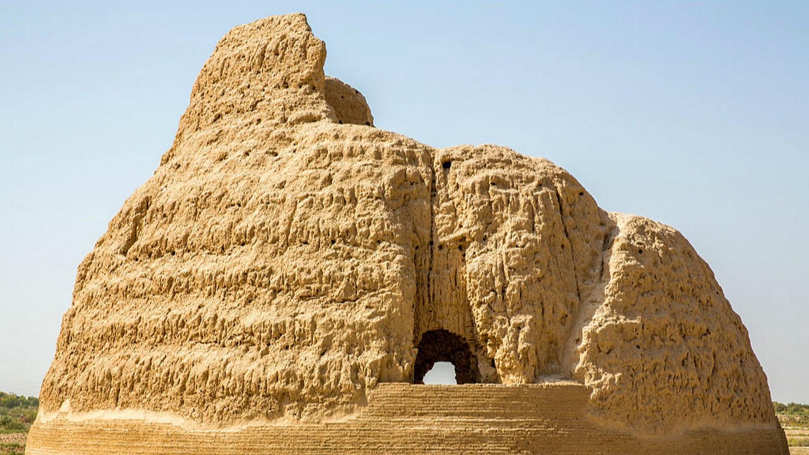 Lost In Time: Merv, Turkmenistan - Sheet4