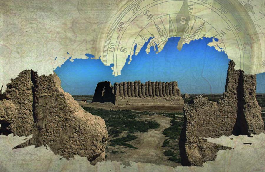 Lost In Time: Merv, Turkmenistan