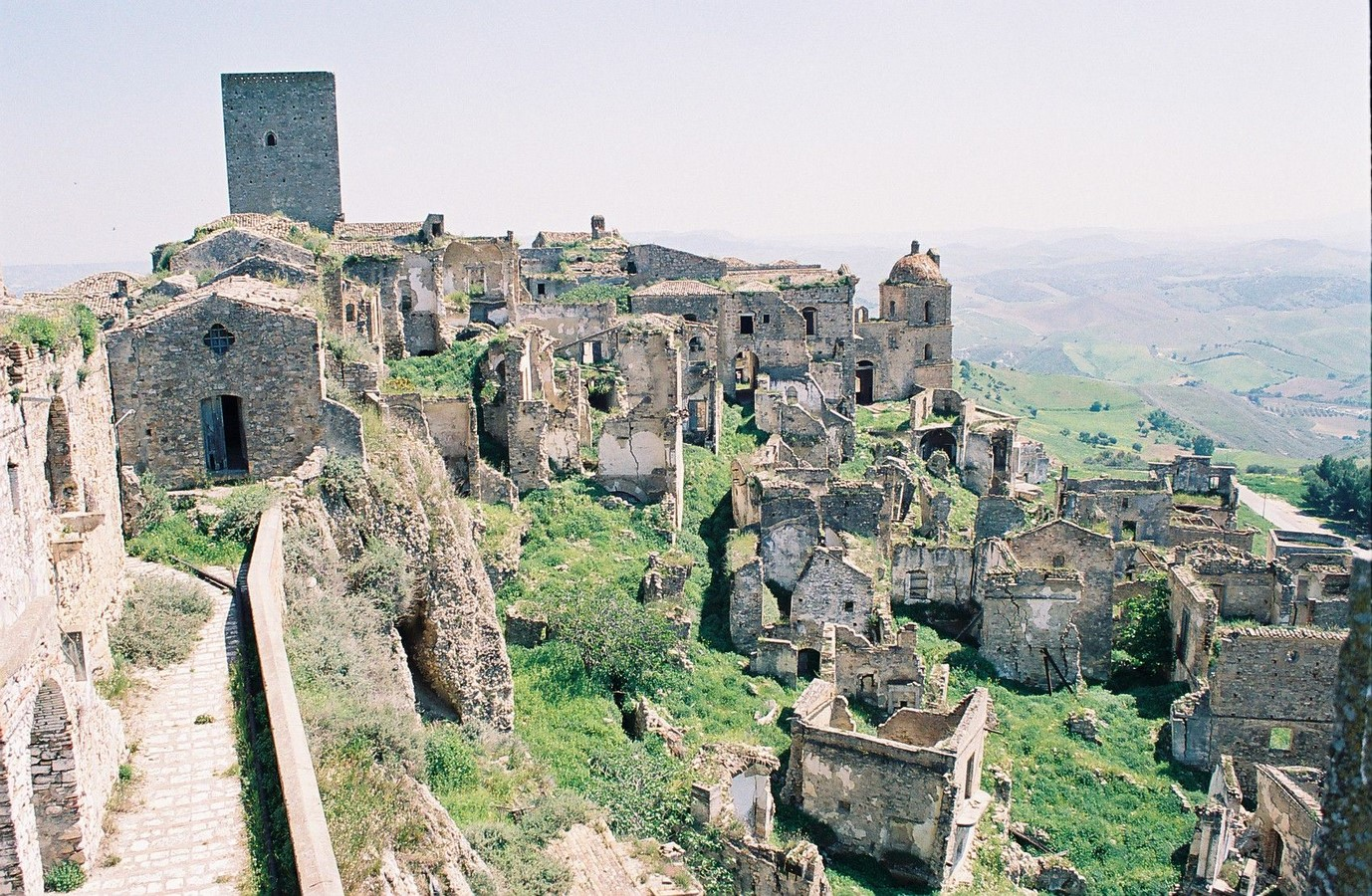 Lost In Time: Craco, Italy - Sheet11