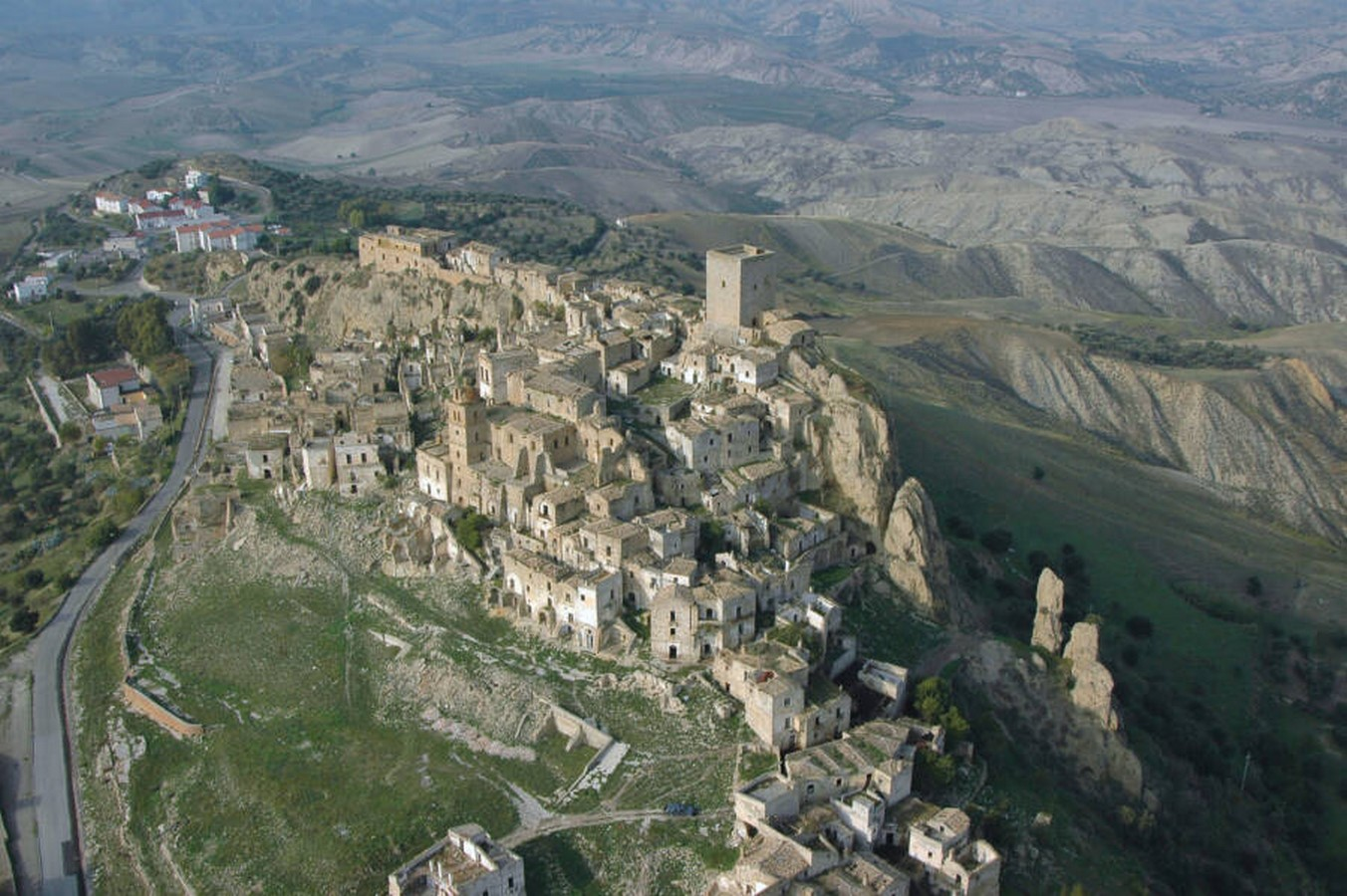 Lost In Time: Craco, Italy - Sheet22
