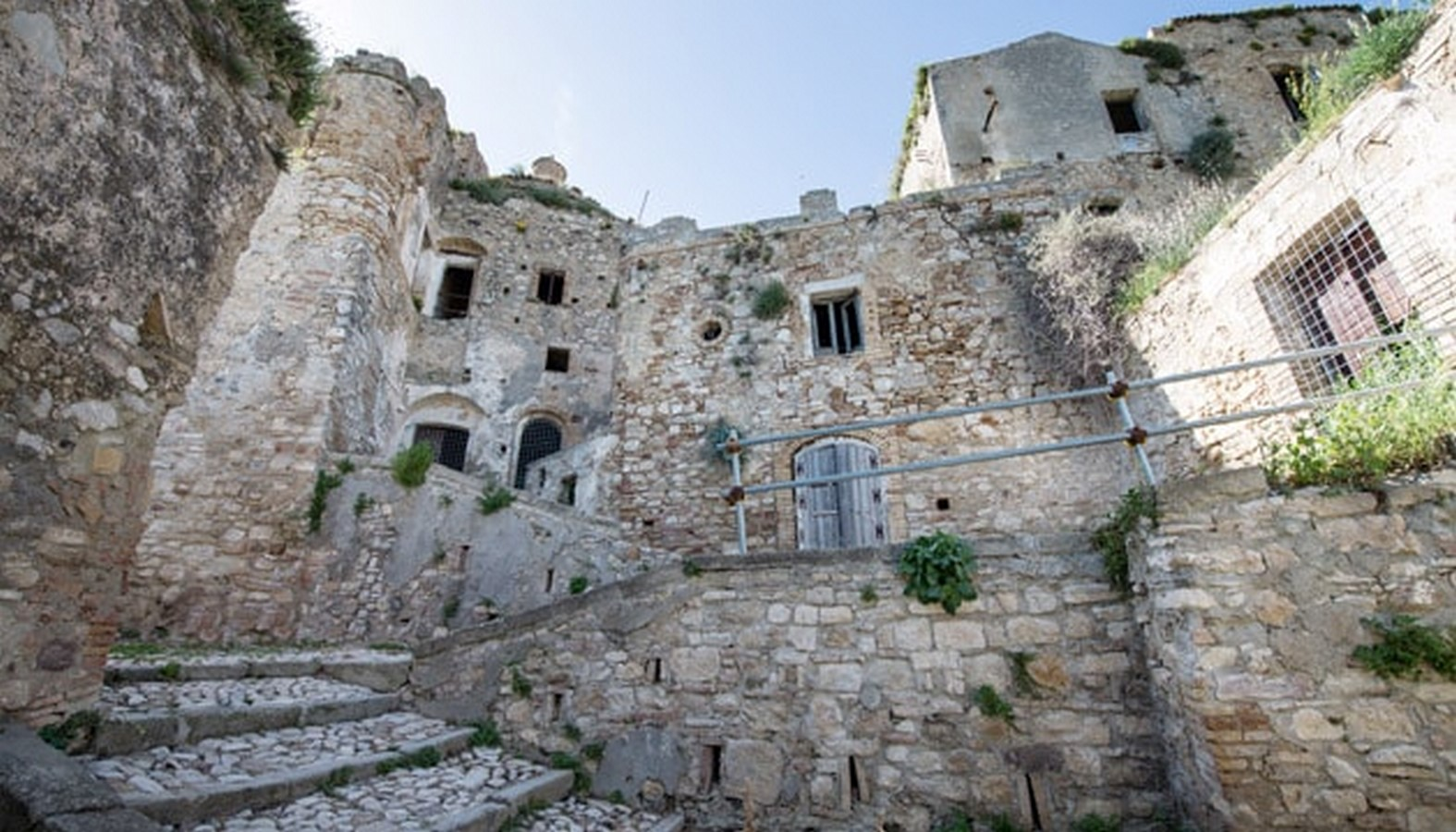 Lost In Time: Craco, Italy - Sheet3