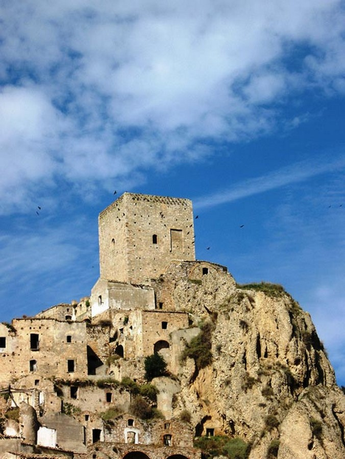 Lost In Time: Craco, Italy - Sheet4