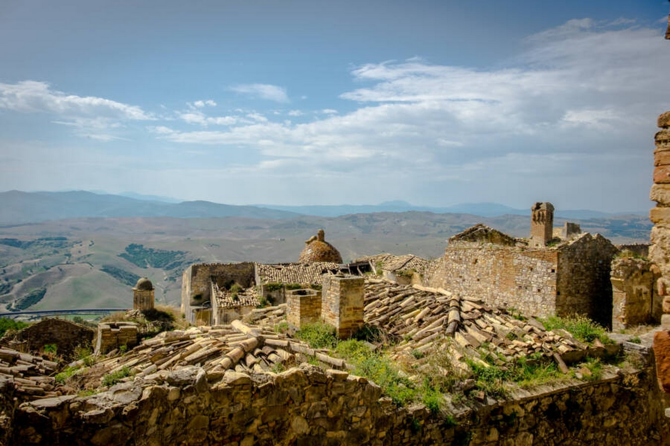 Lost In Time: Craco, Italy - Sheet5