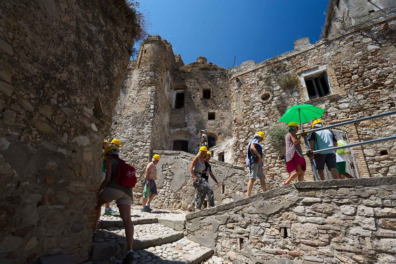 Lost In Time: Craco, Italy - Sheet9