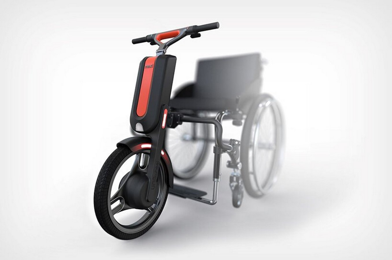 SupremeMotors Turn a wheelchair into an electric vehicle known as UNAwheel maxi - Sheet1