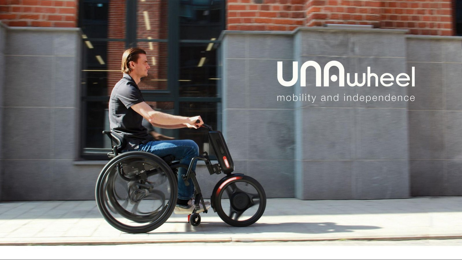 SupremeMotors Turn a wheelchair into an electric vehicle known as UNAwheel maxi - Sheet2