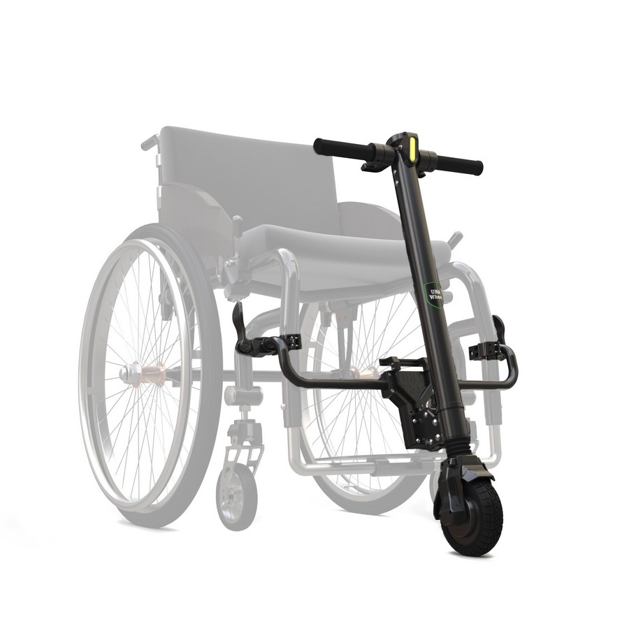 SupremeMotors Turn a wheelchair into an electric vehicle known as UNAwheel maxi - Sheet3