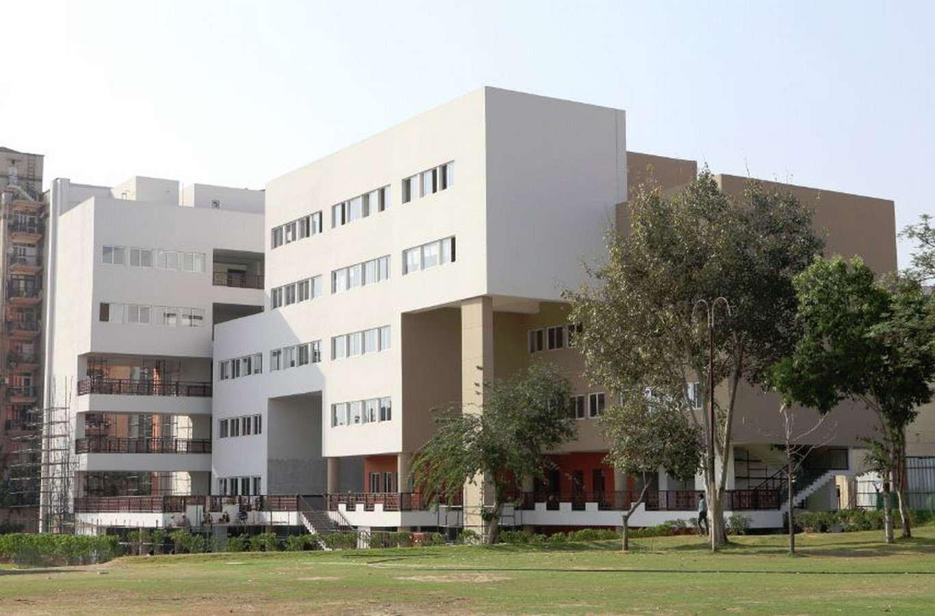 Campus Life at Sushant School of Art and Architecture - Sheet14