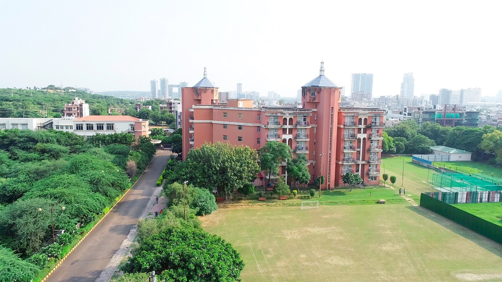 Campus Life at Sushant School of Art and Architecture - Sheet5