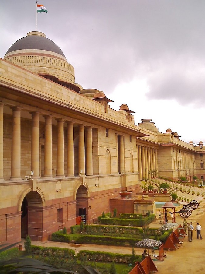 Pre-independence architecture in India - Sheet6
