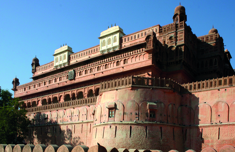 Pre-independence architecture in India