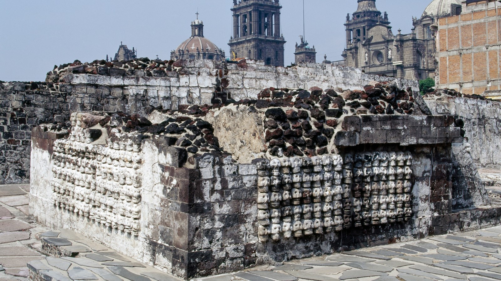 Past, Present and Future: Architecture of Mexico - Sheet2