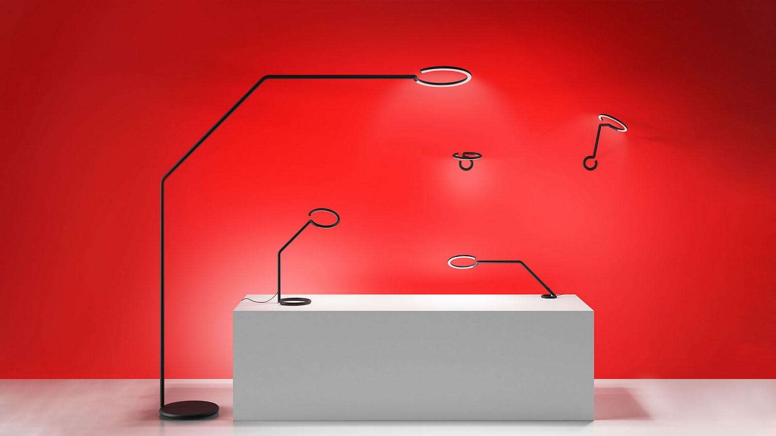 Vine Light for Artemide designed by Bjarke Ingels looks like a doodle - Sheet5